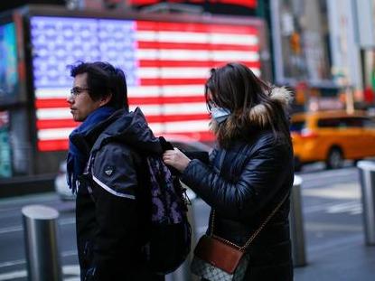 美國1月新冠死亡病例數創單月新高