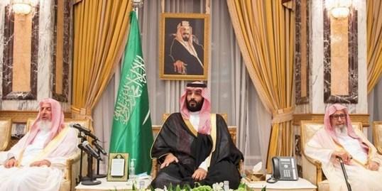 沙特国王萨勒曼废黜王储 新王储举行宣誓就职仪式