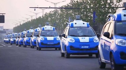 北京将开放首批无人车测试道路 普通人能试乘吗?