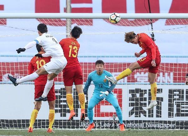男足U23亚锦赛中国队:正视差距,扎实青训
