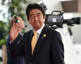安倍迎战日本自民党总裁选举 未确定出席平昌冬奥
