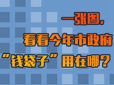 """@青岛人:今年市政府的""""钱袋子""""要用在这些地方!"""