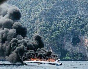泰警方继续调查皮皮岛快艇爆炸事件 船长遭起诉