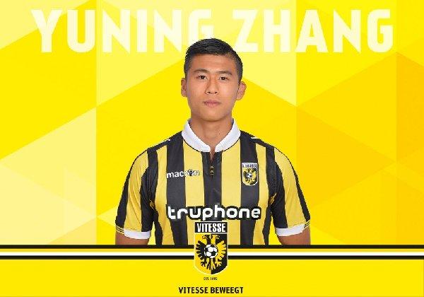 张玉宁的坚守:下半赛季,我能在德国踢上球了