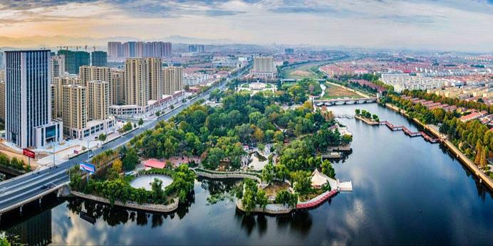 """即墨区投20亿全域""""铺绿"""" 规划建设9处大型公园"""