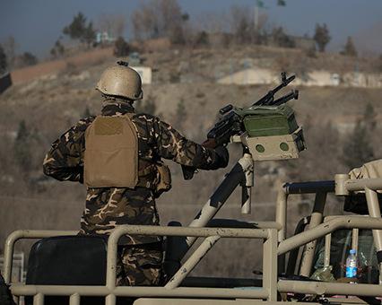阿富汗酒店遭袭事件基本平息 塔利班组织称负责