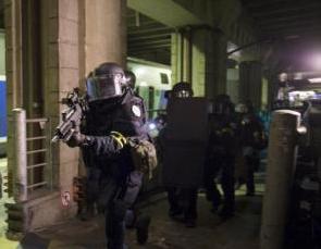 巴黎地铁毒品泛滥激起公愤 公交司机发起大罢工