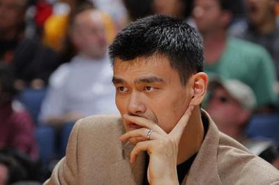 中国篮协主席姚明:希望男篮改革带来积极效果