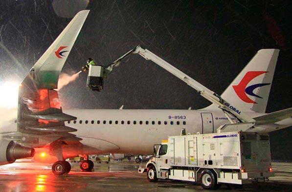 降雪影响全国23家机场:7家大面积延误 2家关闭