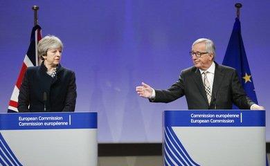欧盟同意英国脱欧后有近两年过渡期 但无投票权