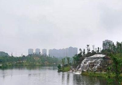 最受欢迎?重庆璧山区东岳体育公园的民生观