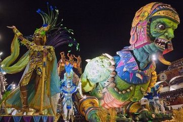 狂欢节在即 巴西卫生部提醒游客避开黄热病疫区