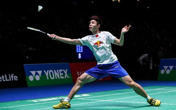 2018年印度羽毛球公开赛落幕,小将石宇奇夺金