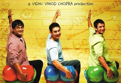 贴近生活受欢迎 爱印度电影,还是爱阿米尔汗?