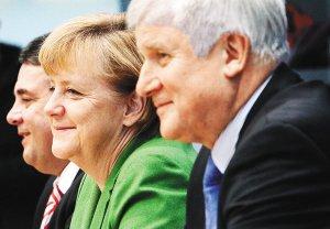 """德国组阁谈判达成协议 社民党获得更多""""话语权"""""""