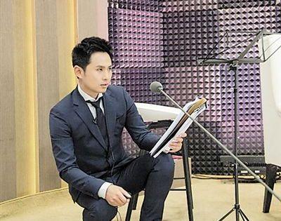 专业声咖边江体谅数字演员:各个行业都不容易