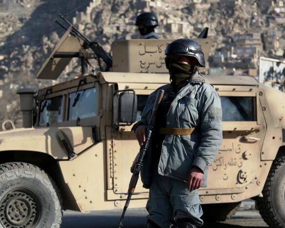 阿富汗首都发生自杀式袭击事件 至少1人死亡6人伤