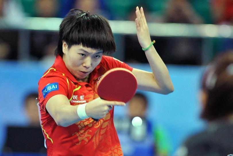 3:0横扫日本队!中国女乒实现世界杯八连冠
