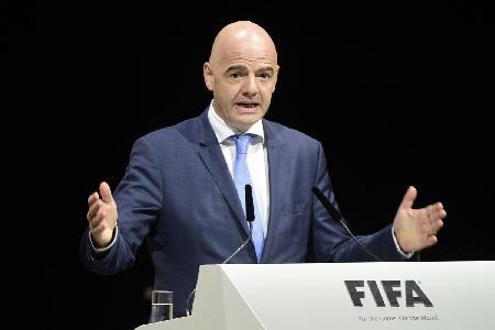 力推多项改革 国际足联主席寻求欧足联支持