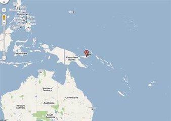 巴布亚新几内亚地震已致31人亡 无中国公民伤亡