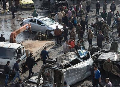 俄表示叙利亚停火持续时间取决于极端分子行为