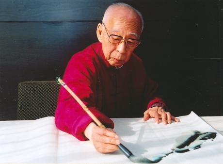 """国学大师饶宗颐去世 与季羡林并称""""南饶北季"""""""