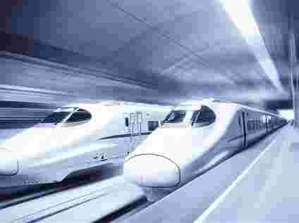 """大动作!中国研发""""超级高铁"""" 理论时速达1000公里"""