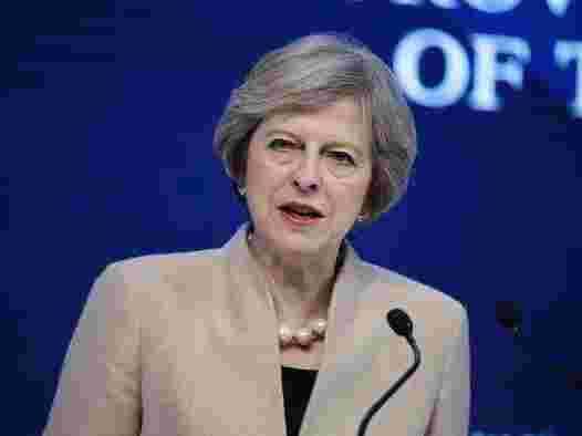 英国公布新的脱欧政策:停止人员自由流动 停用欧盟法律