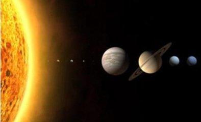 """水星金星本月两次""""相合"""" 首次""""星星相吸""""6日发生"""