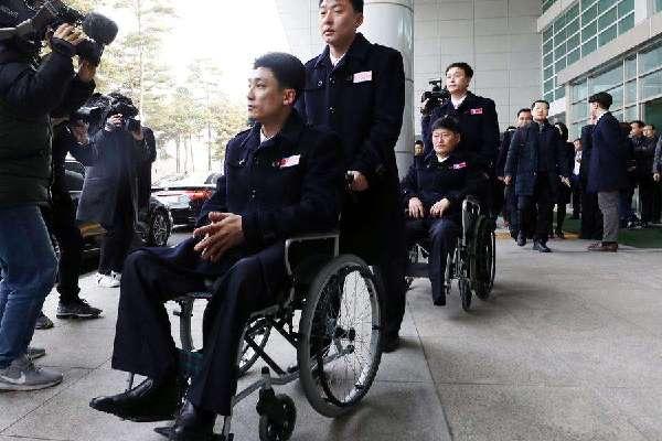 朝鲜代表团6日赴韩国参加第12届冬残奥会