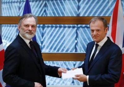 欧盟拒绝英对贸易关系要求 未给银行业特殊待遇