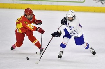 国际冰球联合会副主席胡文新:应把目光放长远