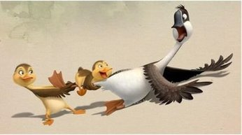 《妈妈咪鸭》主创谈动画故事技术及海外发行