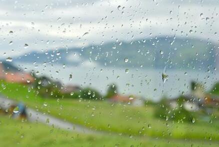 雨雨雨!未来三天青岛还有雨,陆地阵风最高8级!