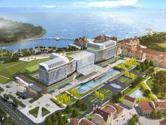 200亿级医养健康群落户胶州 上海东方医院明年启用