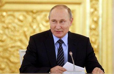 普京赢得俄总统选举 感谢民众支持呼吁保持团结