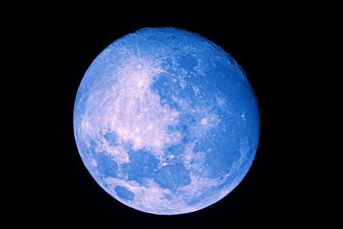 """""""蓝月亮""""天象31日登场 下次再见要到2020年"""