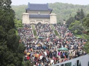 2018年清明假日中国国内旅游总人数1.01亿人次