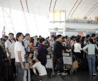 世界机场客流量排名出炉 北京位居第二