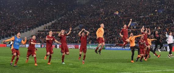 意媒:罗马逆袭巴萨 意大利足球界空前团结