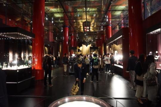 """故宫展""""瑰丽梵星"""":从莫卧儿王朝到现代珠宝"""