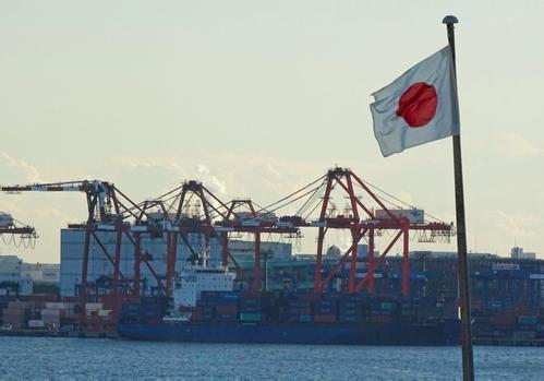 日本贸易收支连续两年呈现顺差 对美顺差转增