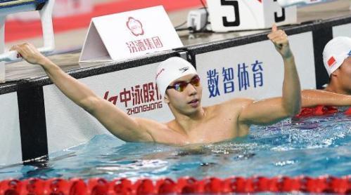 闫子贝50米蛙泳破纪录 亚运誓与日本争高下