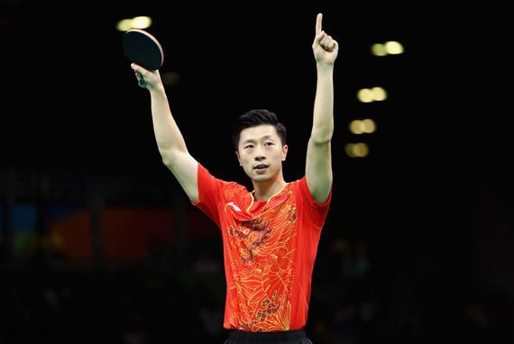 中国乒乓球协会公布第一季度运动员积分排名