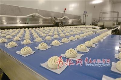 """从生产鸡翅做起,青岛正大圆梦""""世界厨房"""""""