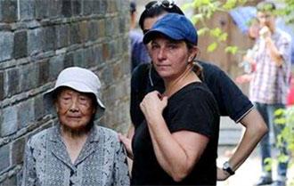 好莱坞《女孩与影像》关注南京大屠杀幸存者