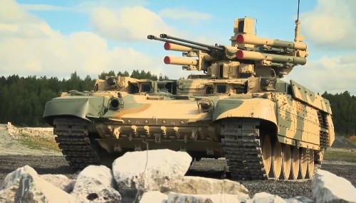 俄罗斯红场阅兵在即 7种新式武器装备将首次亮相