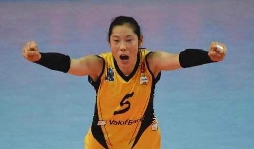 女排国手朱婷留洋第二赛季 征服与全满贯