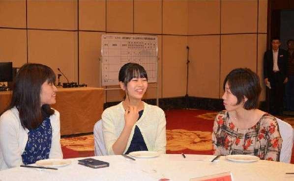 第七届世界女子围棋团体赛 中国队获得亚军