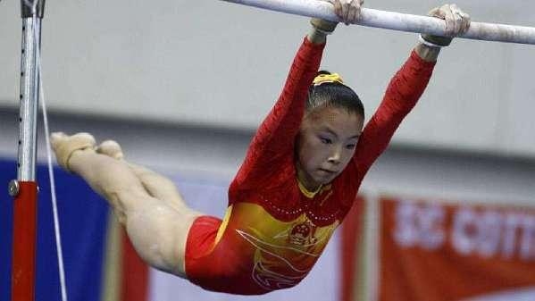 """迎难求变 中国体操力求打好奥运""""翻身仗"""""""